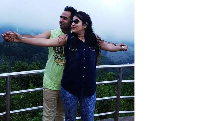 couple travel to Coorg