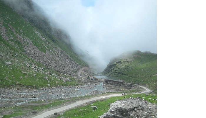 valley in jammu