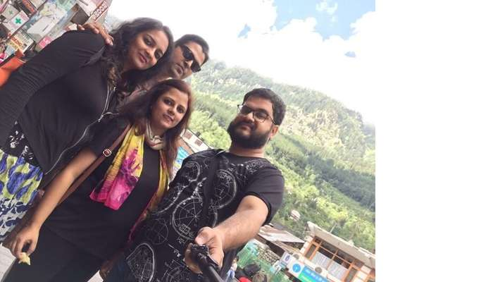 friends trip to himachal
