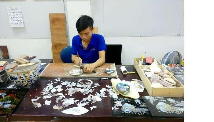 craft work in hanoi