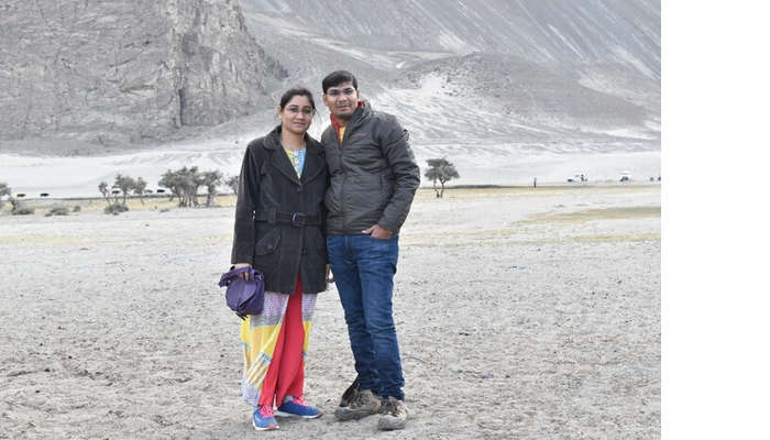 lokpal romantic trip to ladakh: lokpal in ladakh