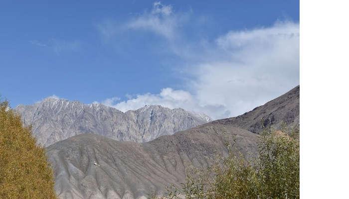 lokpal romantic trip to ladakh: nubra scenic views