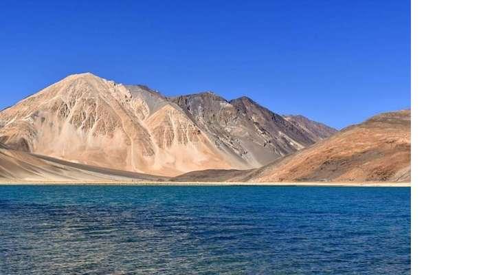 lokpal romantic trip to ladakh: beautiful pangong lake