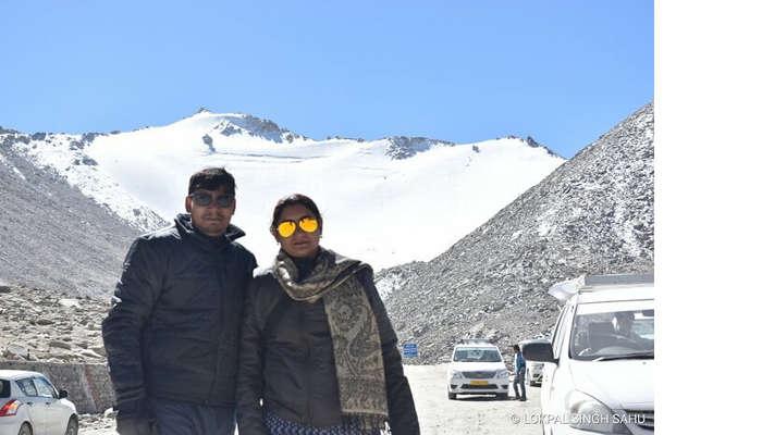 lokpal romantic trip to ladakh: bidding goodbye