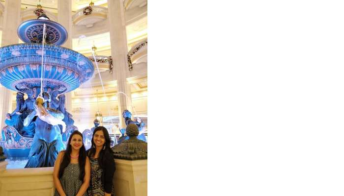 isha aggarwal hong kong family trip: leisure time in macau