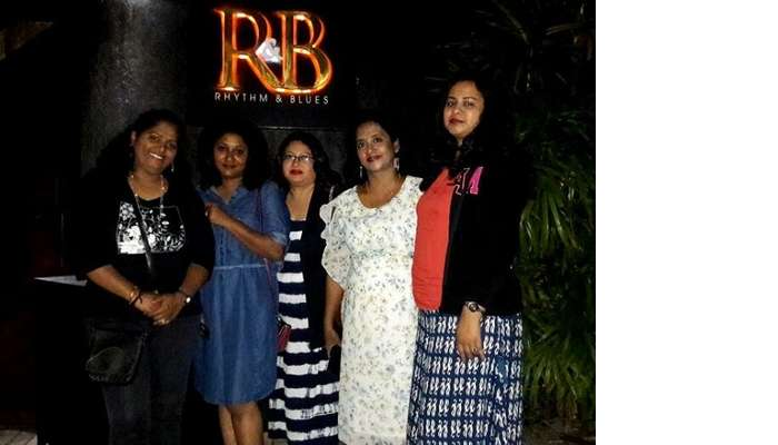 rhythm and blues in colombo