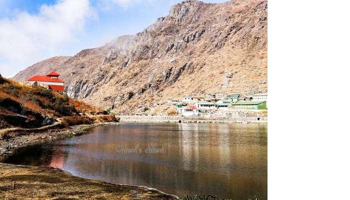 best lakes near gangtok