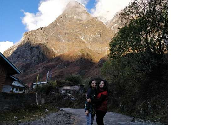 family trip to northeast india