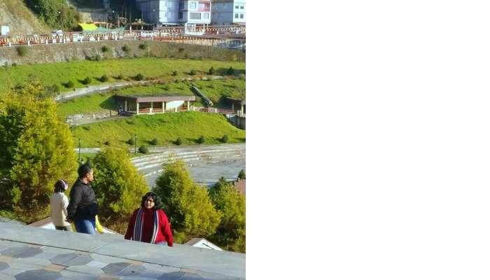 Shantanu northeast trip- ravangla tea gardens