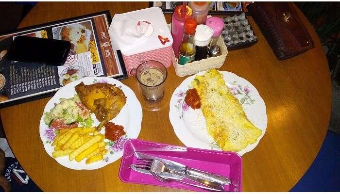 bali foods