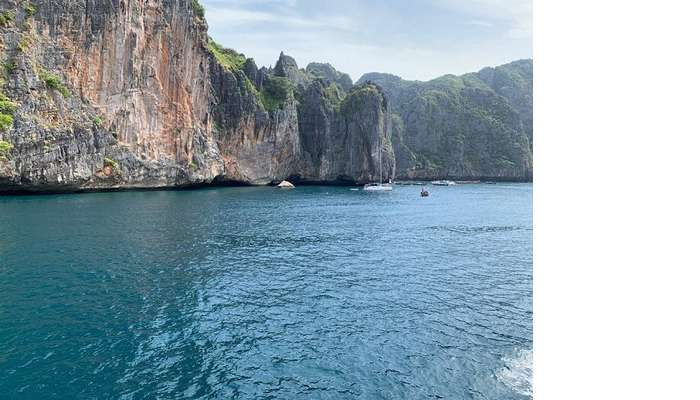 exciting tour of Phi Phi Island