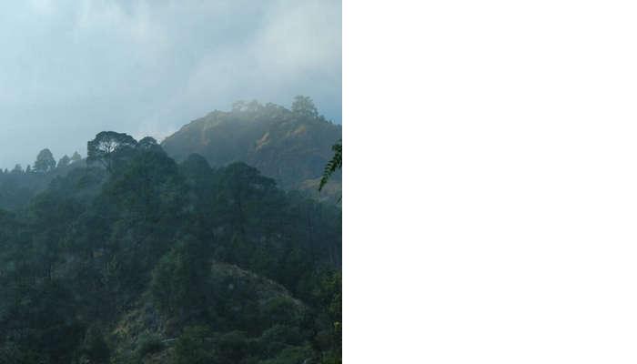 Himalayan viewpoint