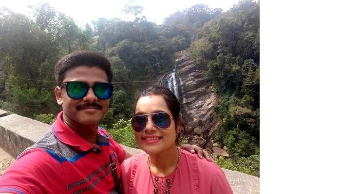 click at Valara Waterfalls