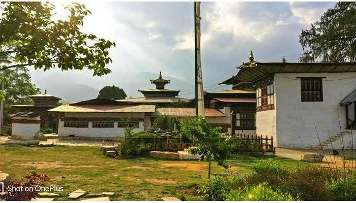 Kichu Lhakhang Dzong