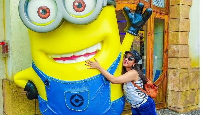 Experience At Universal Studios