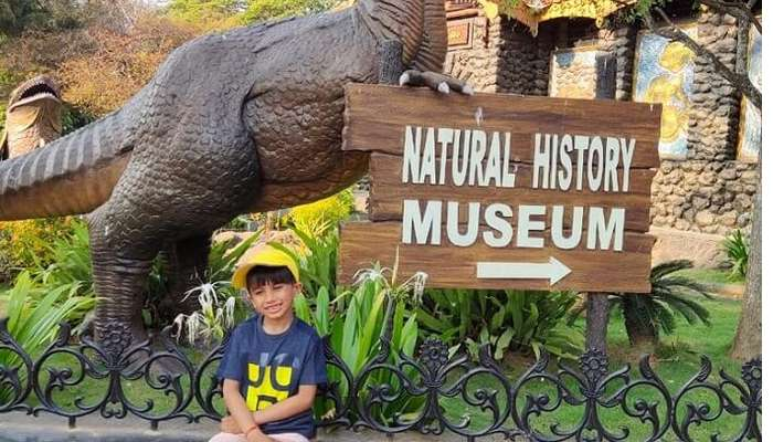 visited to the natural wild museums
