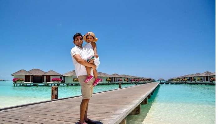 Special Moments at Water Villa