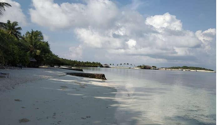 stunning beaches of Maldive