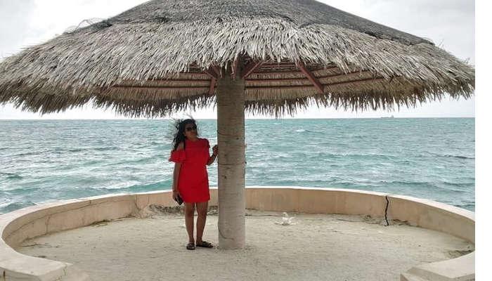 resort side view