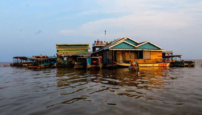 Priya at Tonle Sap