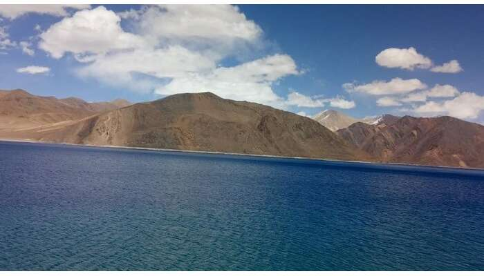 landscape view of Ladakh