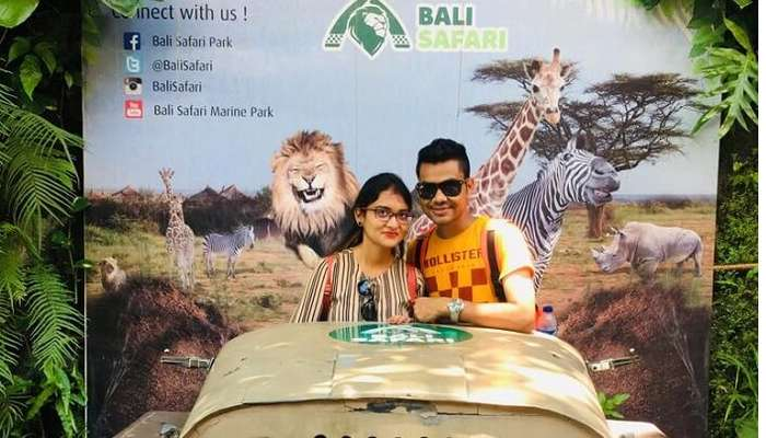 witness the wildlife in Zoo in Bali