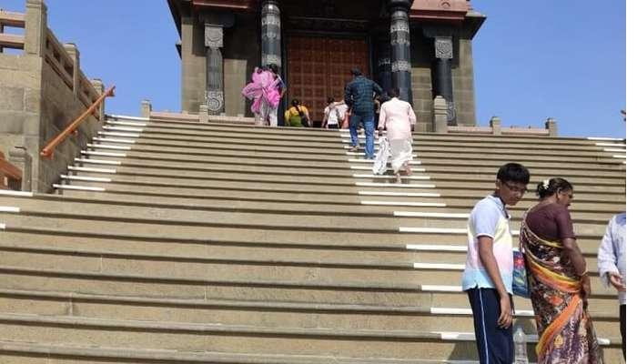 Spiritual Experience In Rameshwaram