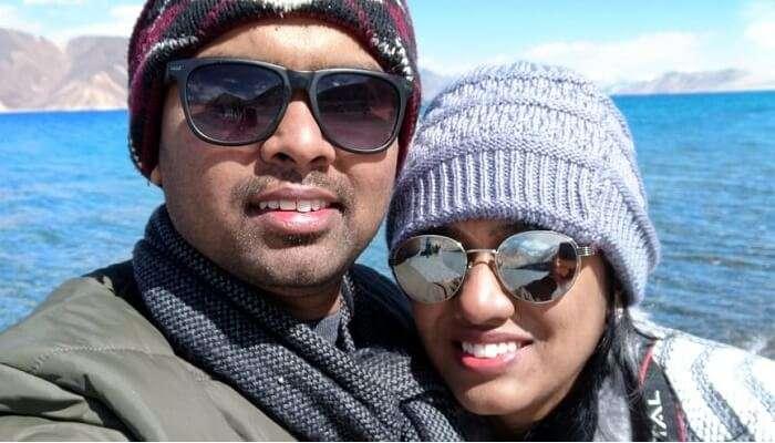 clicked best snapshots at lake