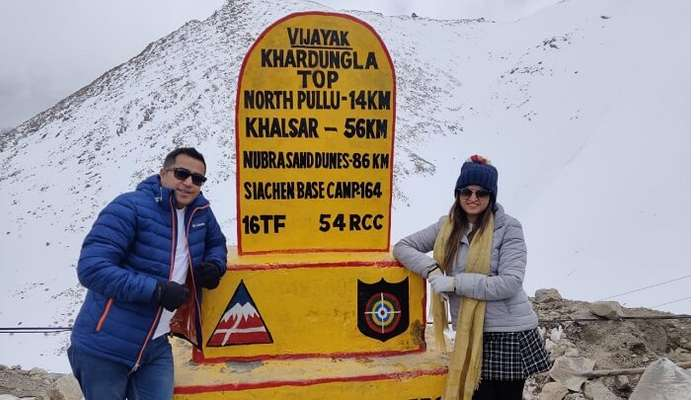 We Visited On Leh Ladakh Trip