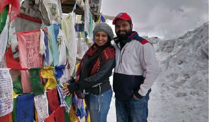 at khardungla pass