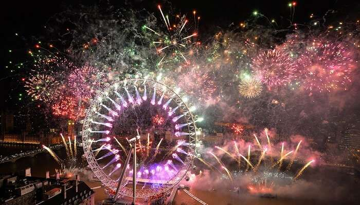 New Year Party In Thailand 2020 17