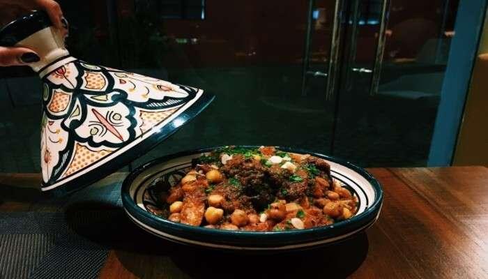 Chambers Restaurant Food