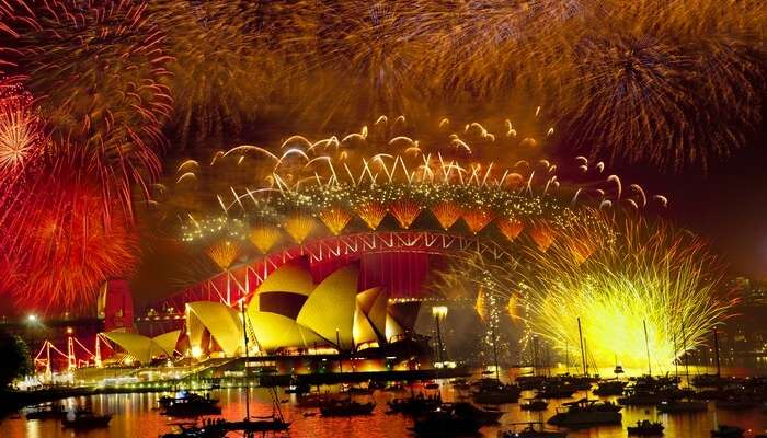 23 Best Places To Celebrate New Year 2019 In The World