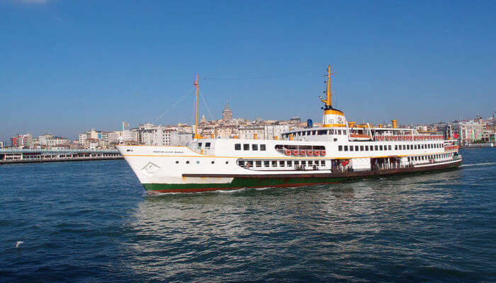 Cruise-Istanbul