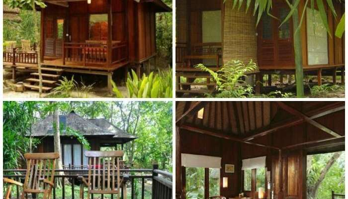 Barefoot at Havelock- luxury cottage on the beach, Andaman