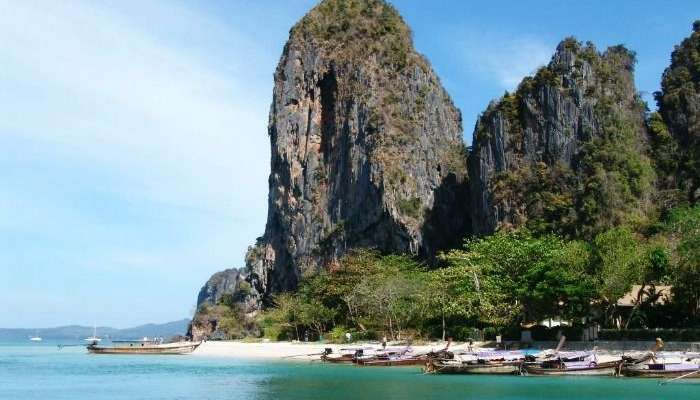 Diglipur - highest peak and a popular attraction in Andaman