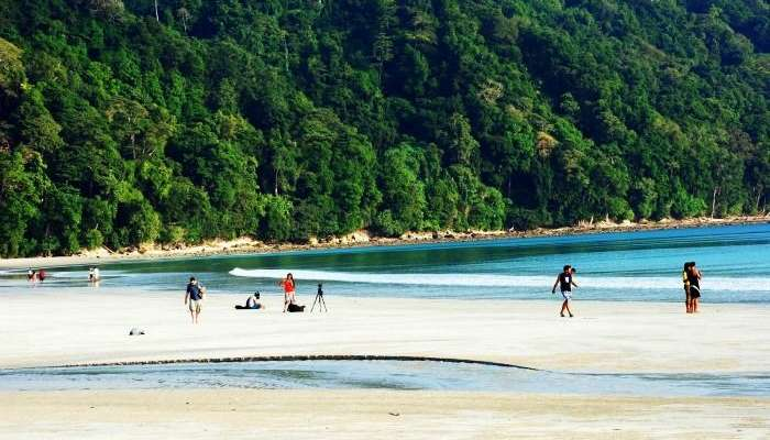 Radhanagar Beach, the most beautiful place to visit in Andaman