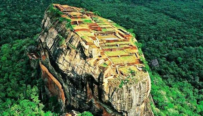 Sigiriya is one of the popular tourist attractions in Sri Lanka