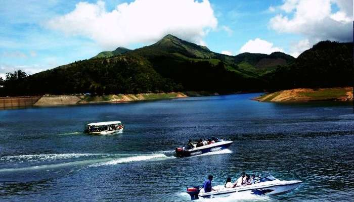 Thekkady is for couples who are looking for adventurous romantic honeymoon.