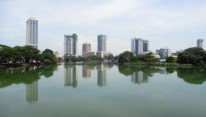 lakein Sri Lanka