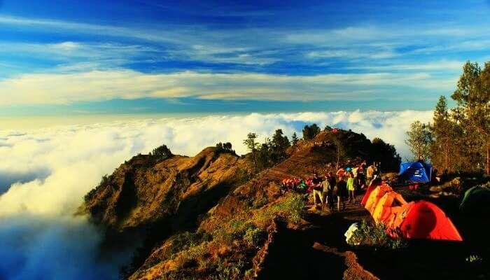Lombok Adası, Malezya'da macera dolu romantik bir balayı noktasıdır