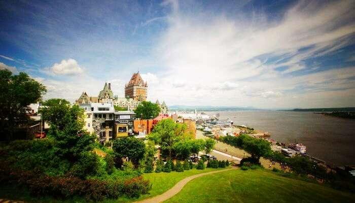 Quebec - Kuzey Amerika'nın Paris'i