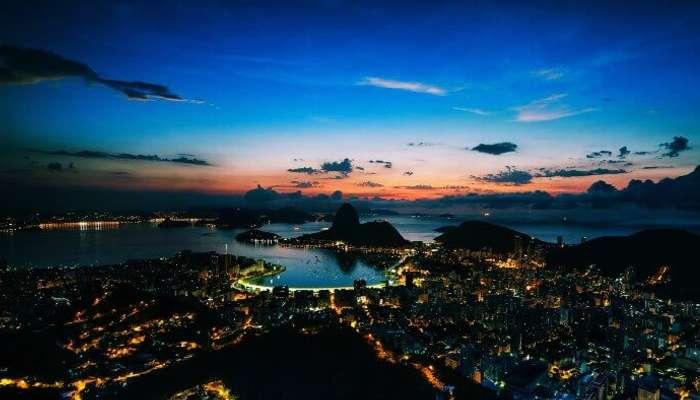 Rio de Janeiro geceleri balayı için dünyanın en iyi yerleri arasında