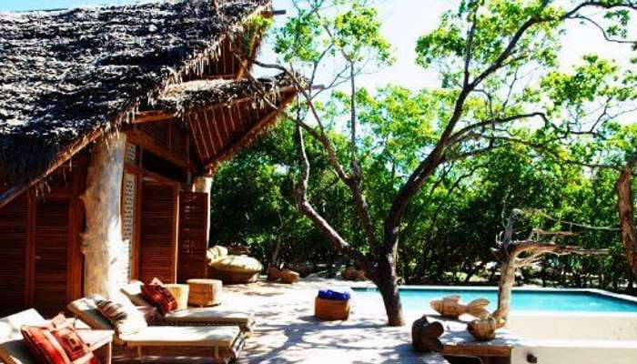 Mozambik'teki Vamizi Adası