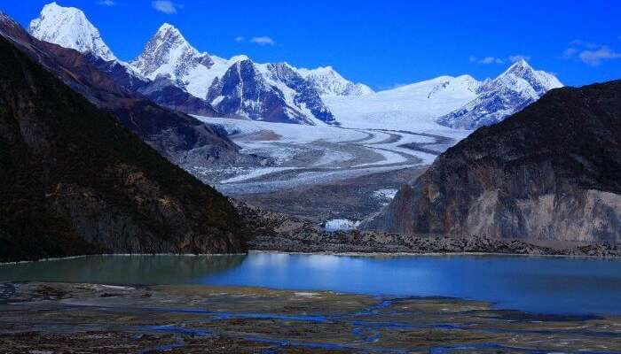 """10 """"Most Beautiful Places Of INDIA"""" That Prevent For Visitor In 2019 The view of Pangong Tso of Aksai Chin"""