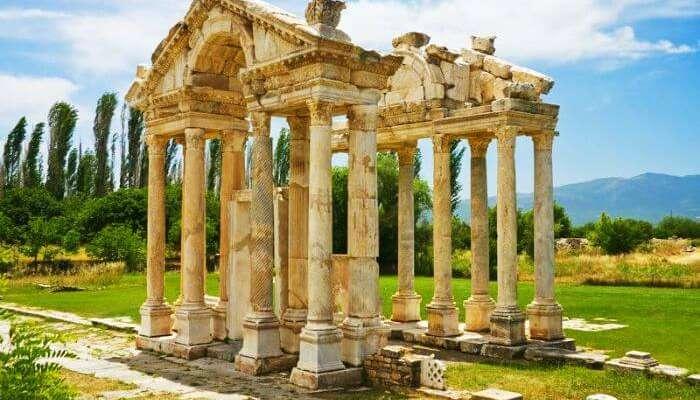 Афродисиас - город Афродиты - богини любви