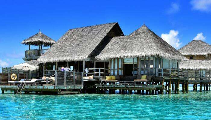 18 Most Beautiful Over Water Villas In Maldives In 2019