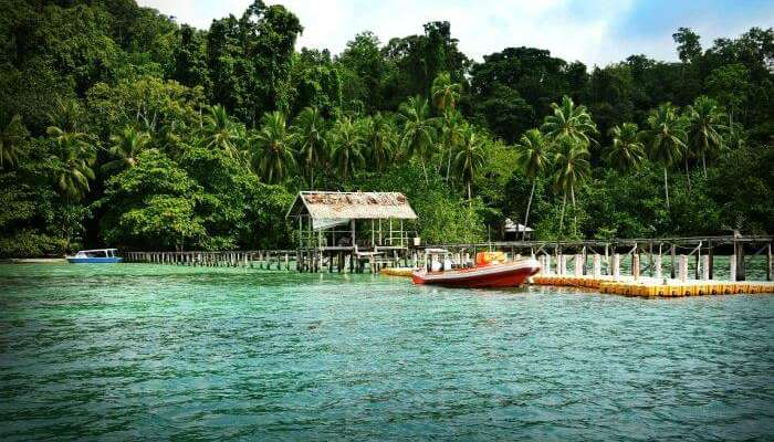 Waiwo Dive Resort in Raja Ampat Islands is among the top Indonesian beautiful places