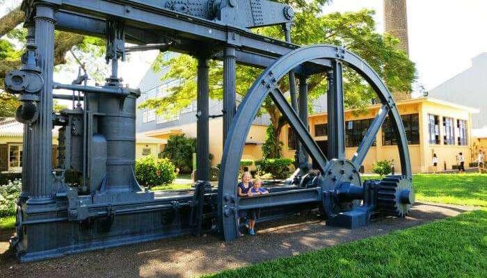 Sugar Museum in Mauritius