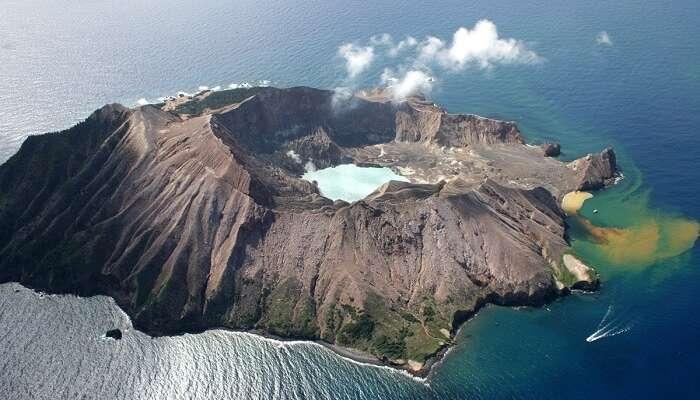 White island NZ